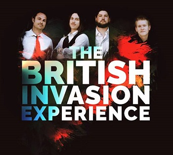The British Invasion Experience