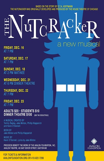 Tickets   The Nutcracker: A New Musical   Avalon Theatre